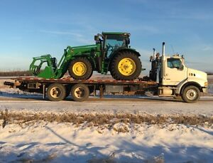 Farm Equipment hauling Regina Regina Area image 3