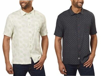Nat Nast Men's Silk - Cotton Blend Shirt - VARIETY - Choose Color and Size, NWT