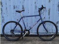 Claud Butler Oracle Road Bike