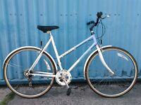 Raleigh Pioneer Hybrid Road Bike
