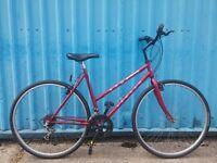 Apollo Radius Town Hybrid Bike 1