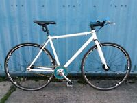 Tra-Fix Single Speed Fixie Road Bike 1