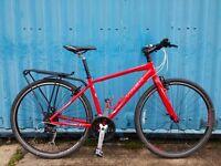 Trek Alpha Hybrid Road Bike