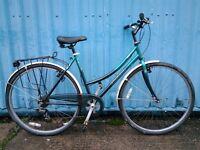 Ideal Passenger Hybrid Town Bike