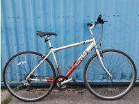 Raleigh Sport Hybrid Road Bike