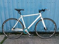 Tra-Fix Single Speed Fixie Road Bike