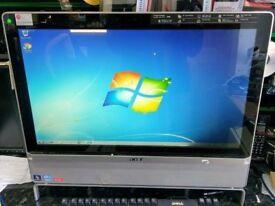 ACER TOUCHSCREEN PC - INTEL I3 3.30 GHZ - 4GB RAM - 1TB HDD - WINDOWS 7 64BIT