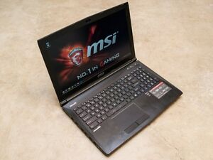 Extremely Good gaming laptop deal MSI GE62 2QE 003us check it