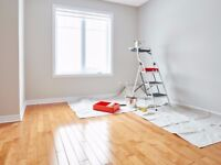 Young and Precise Painter 1000 square feet painted for $749