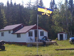 Cabin for Sale - Western NL