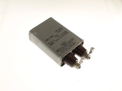 .25mfd 3000vdc Hermetically Sealed Oil Capacitor .25uf 3000v Dc 3kv Volts .25mf