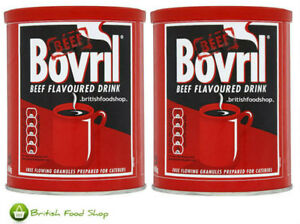 BOVRIL-BEEF-FLAVOUR-DRINK-2-x-450g-CATERING-TUB-GRANULES-180-SERVINGS-TRACKED