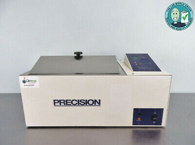 Thermo Precision Circulating Water Bath 2864 - 19 Liter With Warranty See Video