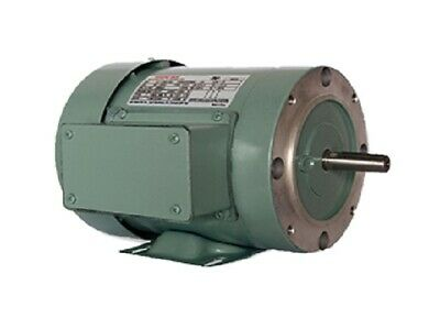 New 3 Hp - 3 Phase - Tefc - 56c Frame - 3450 Rpm - 230460v - Electric Motor