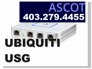 Ubiquiti UBNT UniFi Security Gateway Router ۞۞ BRAND NEW ۞۞
