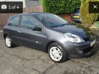 RENAULT CLIO 1.4 DYNAMIQ ONLY 26000 miles