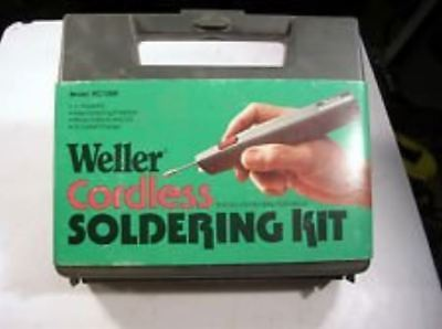 Weller Cordless Soldering Kit Crafts Solderingfree Shipping