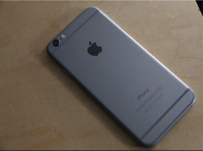Apple iPhone 6 Space grey 16gb Vodafone ( used phone )