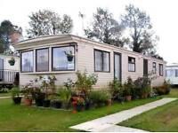 *Site Fees Paid until 2020* Static caravan for sale east coast of Scotland near Edinburgh