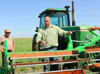 Farm Field Day - From CombCut to Cover Crops - 28 July