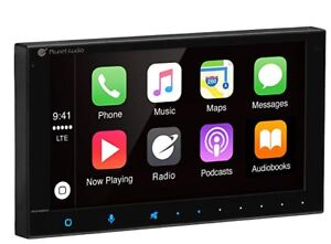 New Planet Audio Car Stereo with Apple CarPlay
