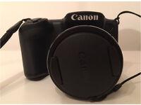 Canon Powershot 40x zoom Ono
