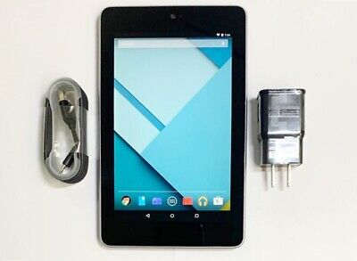 """Asus ME370T Google Nexus 7 32GB/16GB Wi-Fi 7"""" Android Tablet Good Condition"""