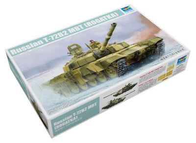 Trumpeter 9369507 Russischer Kampfpanzer T-72B2 MBT 1:35 Fahrzeug Modellbausatz