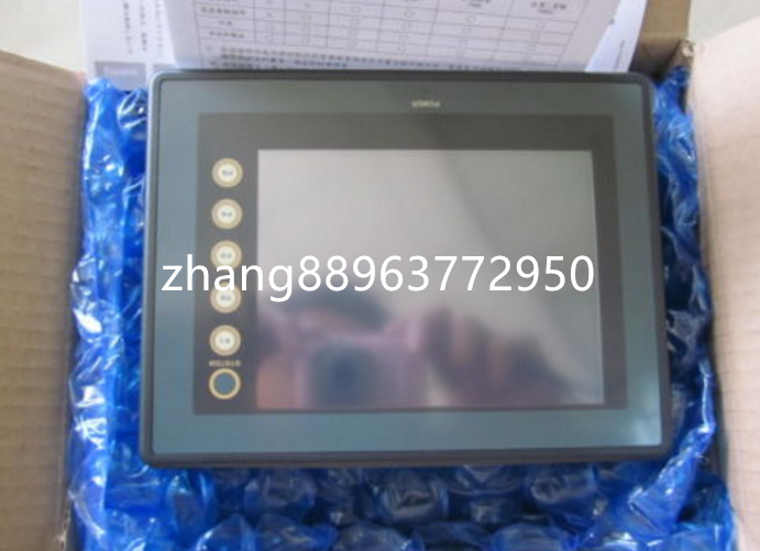 1PC USED Fuji / Hakko white touch screen V606EM20 #3L