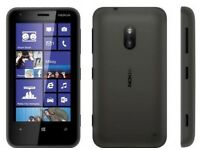 Windows Phone Nokia Lumia 620 8GB Unlocked To All Networks