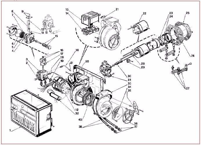 Oil Furnace Pump Diagram