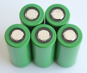 SONY-Lithium-26650-Li-ion-3-7V-50A-2600mAh-US26650VT-High-Drain-EV-Battery-Cell