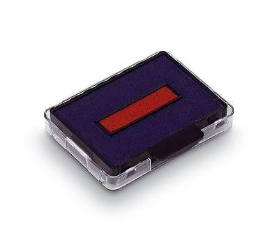 Trodat Ersatzstempelkissen 6-50, blau/rot, für 5430 u. 5435 / NEU&OVP