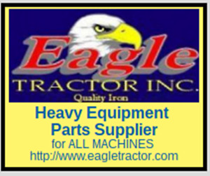 Construction Heavy Equipment Parts and Attachments.