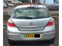 Vauxhall Astra Mk5 1.6 Tailgate Code: 2AU Breaking For Parts (2004)
