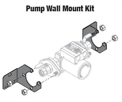 Central Boiler 1366 Taco Pump Wall Mount Kit