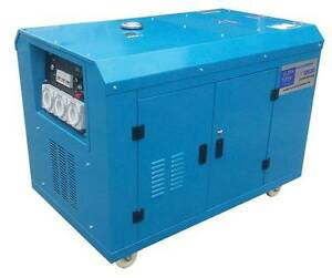 Petrol Generator BDP12000 10KVA - Coffee / Food Trucks / Welders Greenslopes Brisbane South West Preview