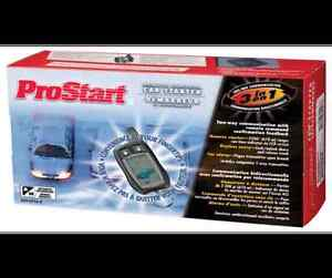 PRO Start Remote Starter Alarm Installation