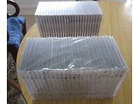 CD / DVD STORAGE PLASTIC CASES - 50 NEW CASES