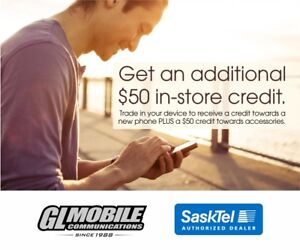 Getting the latest new smartphone has never been easier!
