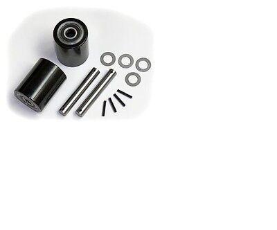 Dayton 2ze60 Pallet Jack Load Wheel Kit
