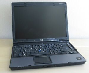 HP Compaq 6910p Core 2 Duo 2GHz, 2GB RAM, 80GB HDD, Win 7 Pro