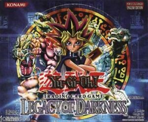 Yu-gi-oh-Legacy-Of-Darkness-Commons-072-098-Mint-Near-Mint-Deck-Card-Selection