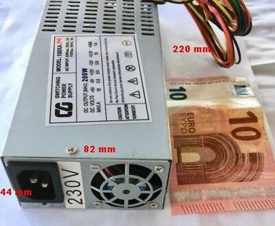 PSU ATX Mod.150XA 200W CG Power Supply Switching FUENTE ALIMENTACION PC Mini...