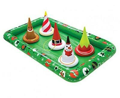 Witch Hat Ring Toss Halloween Game (Kovot Witch Hat Ring Toss Inflatable Halloween Game - Fall Festival Christmas)