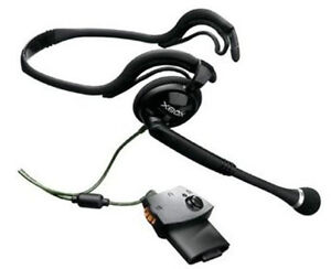 original xbox headset ebay. Black Bedroom Furniture Sets. Home Design Ideas