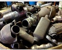 $$ wanted we buy all catalytic converter's,dpf's,platinum$$