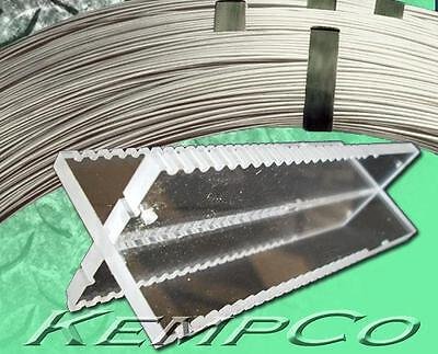 X1 Kempco Hho Cell Tower Blank .045 316l Ss Wire Free Gasket Template
