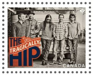 Tragically Hip - Floor Seats - Kingston