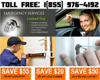 24 Hours Fast & Reliable Locksmith